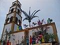 Fiestas Tradicionales a laVirgen del Pueblito, representación Templo. - panoramio.jpg