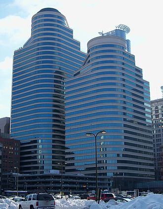 Fifth Street Towers - The complex