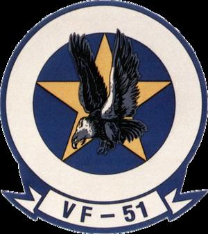 VF-51 - VF-51 squadron patch