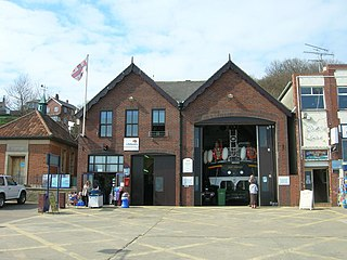 Filey Lifeboat Station Lifeboat station in North Yorkshire, England