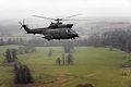 Final Flight of RAF Puma HC1 Helicopters MOD 45154822.jpg