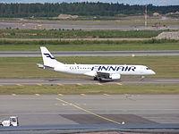 OH-LKF - E190 - Finnair