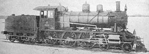 Tampella - A Finnish VR Class Hv1 4-6-0 steam locomotive, built by Tampella in 1915