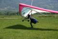 Finsterwalder Funfex hang glider landing.png