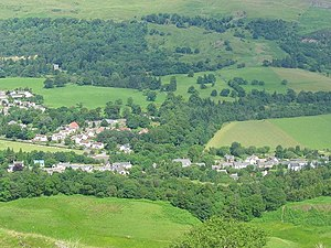 Fintry - Image: Fintry, Stirling