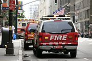 Fire Department SUVs (5903741238)