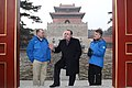 First Minister's Visit to the Eastern Qing Tombs (6453375235).jpg
