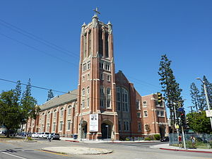 First Presbyterian Church of Hollywood - The First Presbyterian Church of Hollywood, 2015.