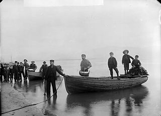 Fisherpersons, Aberdyfi