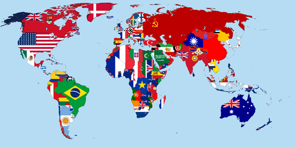 List of countries by potion in 1939 - Wikipedia  World Map on europe map 1946, china map 1946, palestine map 1946, germany map 1946, world geography, middle east map 1946, japan map 1946,