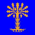 Flag of Blekinge lan.png