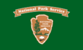 Flag of the U.S. National Park Service.png