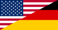 Flag of the United States and Germany.png