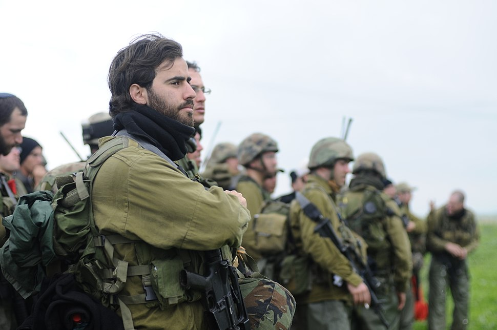 Flickr - Israel Defense Forces - The IDF Honors Its Reservists