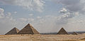 Flickr - Michael Cavén - The Giza pyramids.jpg