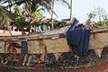Flickr - stringer bel - fishing boat (pirogue) on Kokrobite beach, Ghana.jpg