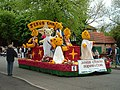 Float at Spalding Flower Festival - geograph.org.uk - 1075849.jpg