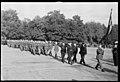 """Fo30141711140115 """"Hirdoppmarsj på Slottsplassen"""" 1944-09-25 (NTBs krigsarkiv, Riksarkivet).jpg"""