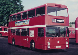 Northern Counties (bus manufacturer) - Potteries Motor Traction Northern Counties bodied Foden NC