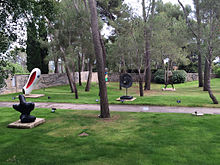 Sculpture Gardens, Fondation Maeght