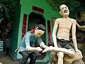 Foot reflexology, Haw Par Villa (Tiger Balm Theme Park), Singapore (41376878).jpg