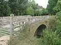 Footbridge near Vesper Hawk Farm - geograph.org.uk - 1421868.jpg
