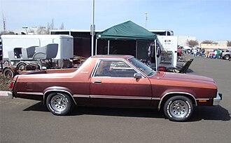 Ford Fairmont - 1981 Ford Durango