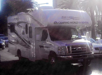 Camping World - Ford E-Series RV.