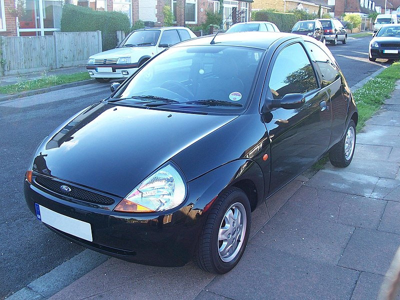 Image:Ford Ka on curb.JPG