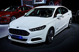 Ford Mondeo - Mondial de l'Automobile de Paris 2012 - 001.jpg