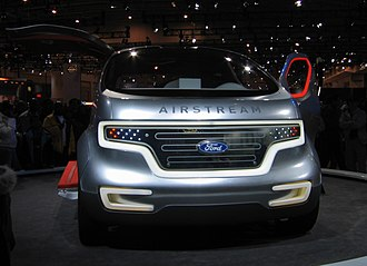 Ford Airstream - Ford Airstream