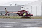 Forest Air Helicopters (VH-HKB) Bell 206B-2 Jet Ranger II at Wagga Wagga Airport 1.jpg
