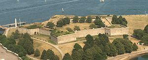 Fort Independence (Massachusetts) - Image: Fort independence mass