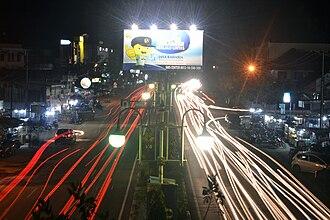 Banda Aceh - Banda Aceh at night