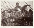 Fotografi av Alexandermosaiken. Neapel, Italien - Hallwylska museet - 106849.tif