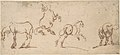 Four Studies of Horses MET DP805552.jpg