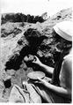 Från utgrävningarna vid Xolalpan., Från utgrävningarna vid Xolalpan - SMVK - 0307.a.0195.tif
