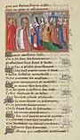 Français 5054, fol. 3, Procession de la naissance de Charles VII (1403).jpg