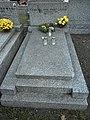 Franciszek Marszałek grób.JPG