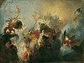Franz Anton Maulbertsch - Die göttliche Vorsehung und Tugenden - 4232 - Kunsthistorisches Museum.jpg