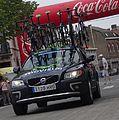 Frasnes-lez-Anvaing - Tour de Wallonie, étape 1, 26 juillet 2014, départ (C60).JPG