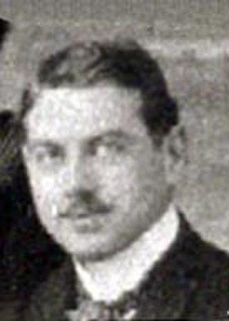 Ferdinand Barlow - Image: Fred Barlow
