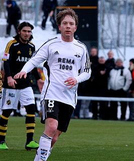Fredrik Winsnes Norwegian footballer