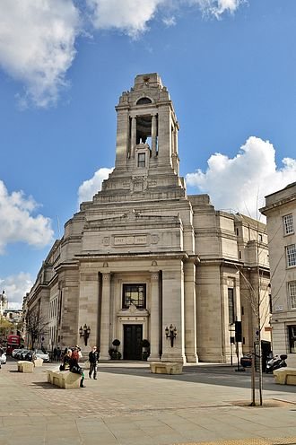 Freemasonry - Freemasons Hall, London, home of the United Grand Lodge of England