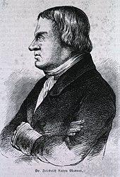 Franz Anton Mesmer (Quelle: Wikimedia)