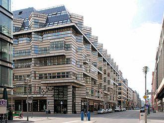 Friedrichstraße - The new Quartier 206