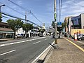 Fukuoka Prefectural Road No.21 near Hakomatsu-Shimbashi Bridge.jpg
