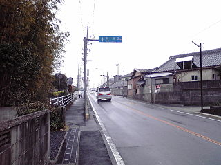 Japan National Route 167