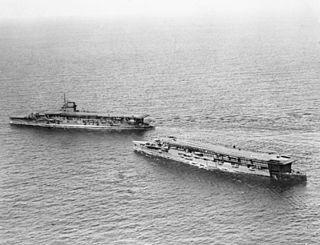multi-ship class of aircraft carrier