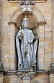 Gößweinstein Statue Kaiser Heinrich P1210223.jpg